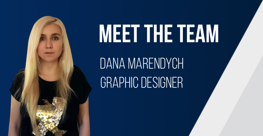 Meet The Team - Dana
