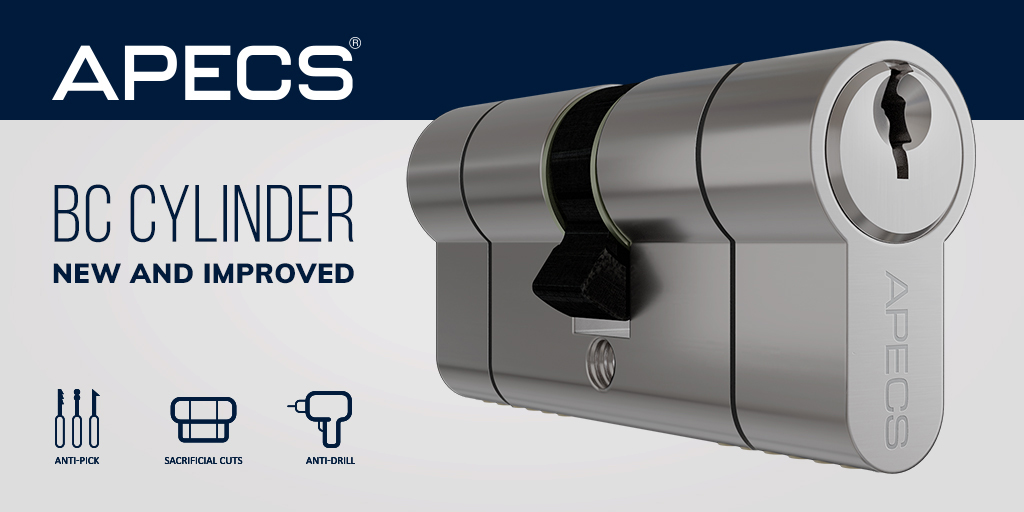 APECS BC Cylinder Update - New Sacrificial Cuts