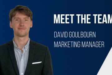 Meet The Team | David | Marketing Manager