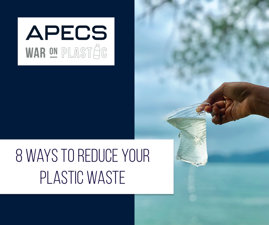 8 Ways You Can Reduce Your Plastic Waste